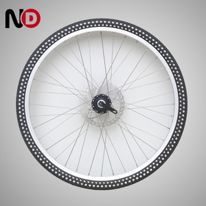 26 Inch Complete Wheel Sets